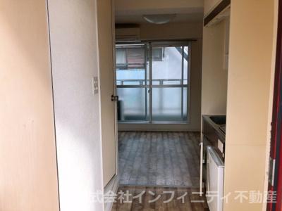 【内装】カレッジ鴻池