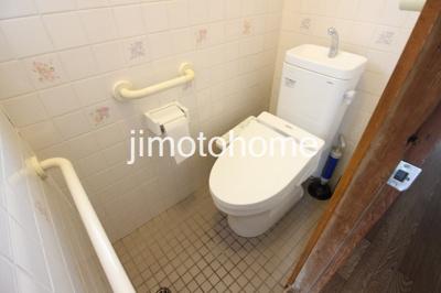 【トイレ】三軒家西3貸家