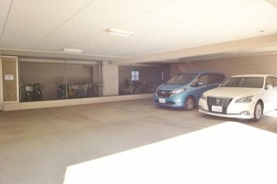 【駐車場】サンジェームス