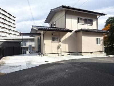 【外観】神戸市垂水区西舞子7丁目 中古戸建
