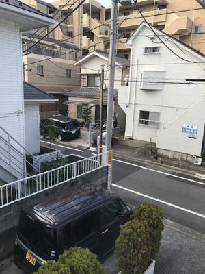 窓からの眺めです♪