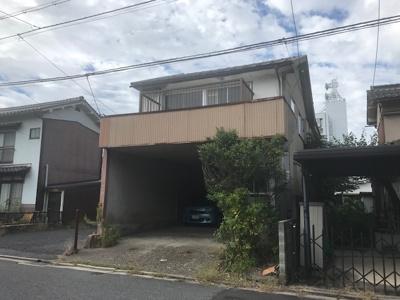 【外観】鳥取市江崎町土地