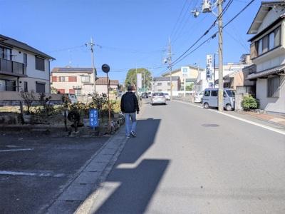 【周辺】京都市山科区勧修寺東栗栖野町