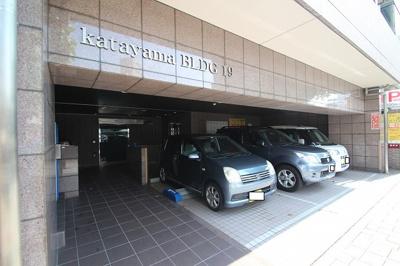 【駐車場】KatayamaBLDG19