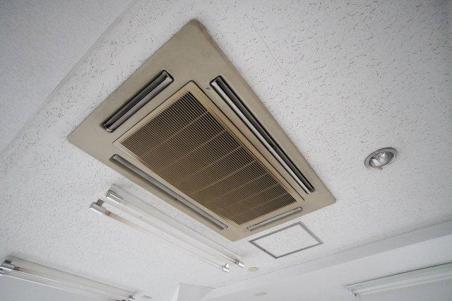 エアコンがあるのは初期費用を抑えられていいですよね。