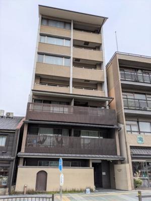 【外観】シュデン東山五条坂