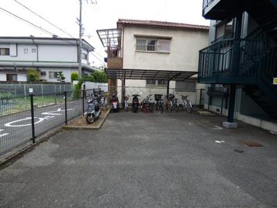 【駐車場】村治マンション