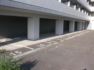 【駐車場】フォレストマンション上星川エヌ棟
