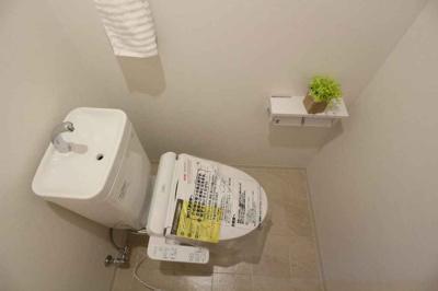 【トイレ】ユニライフ東三国