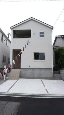 【外観】神戸市垂水区青山台2丁目 3号棟 新築戸建