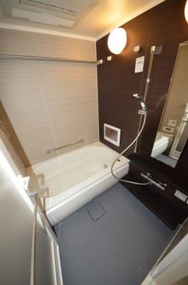 【浴室】エステムプラザ梅田