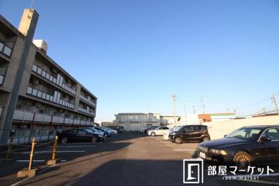 【駐車場】サンライズ48(フォーティーエイト)