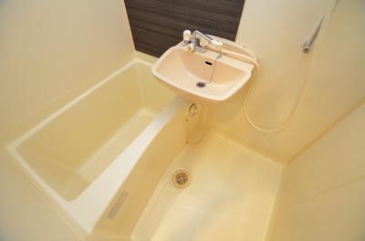 【浴室】シャトーアスティナ高麗橋