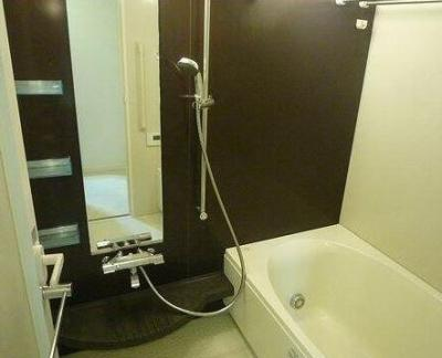 【浴室】リュークスウエスト7階