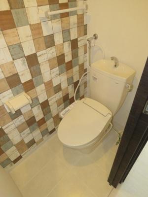 【トイレ】グランマーチ中島公園