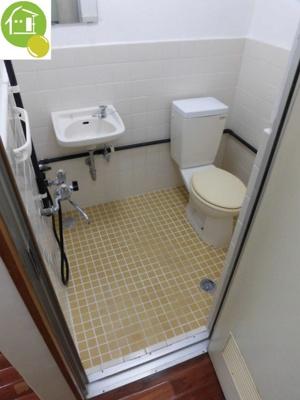 【浴室】ゴールデンハイツ泊