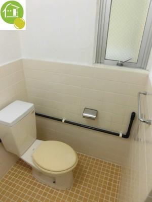 【トイレ】ゴールデンハイツ泊