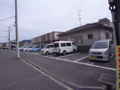 【駐車場】藤田ハイツ