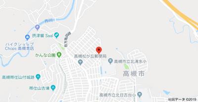 【地図】安岡寺町5丁目19貸家 (株)Roots