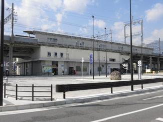 JR湖西線和邇駅