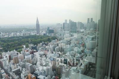 富久クロスコンフォートタワーの展望です