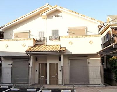 2010年築1LDK賃貸アパート。