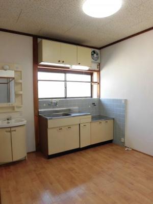 【キッチン】井手住宅