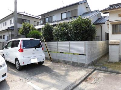【駐車場】井手住宅