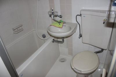 【浴室】メイゾン西港
