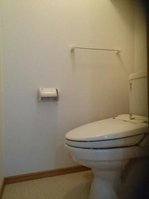 【トイレ】クレストール林A