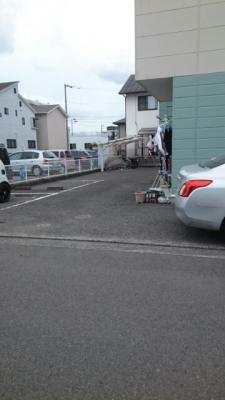 【駐車場】プラドール大西・