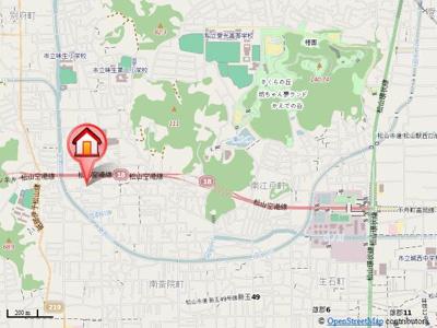 【地図】セジュール一色