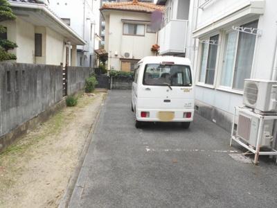 【駐車場】コーポ岩崎