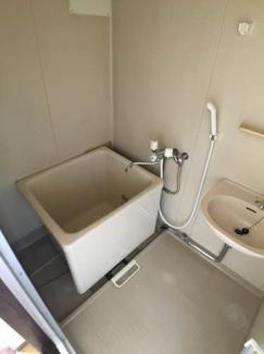 【浴室】コーポ渡部