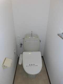 【トイレ】コーポ渡部