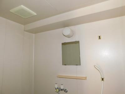 【浴室】コーポ島本