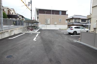 【駐車場】キトラメゾン
