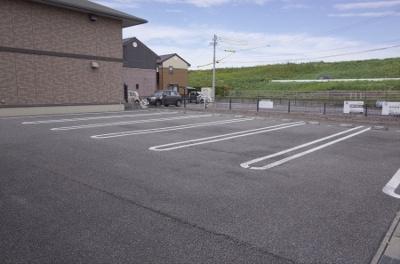 【駐車場】サンオータK-Ⅲ