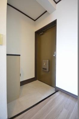【玄関】シュペルノーヴァ