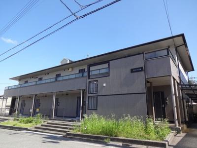【外観】ラフィーネ三田