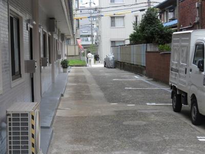 【駐車場】アポロマンション