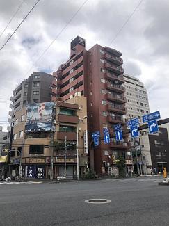 【外観】モナークマンション根岸