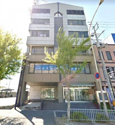 【外観】乾ビル 店舗事務所
