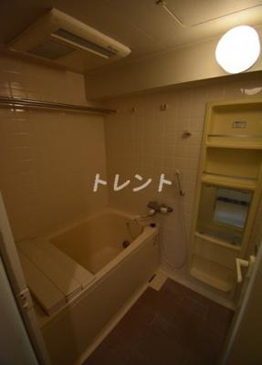 【浴室】シティテラス田町