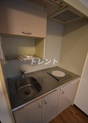 【キッチン】シティテラス田町