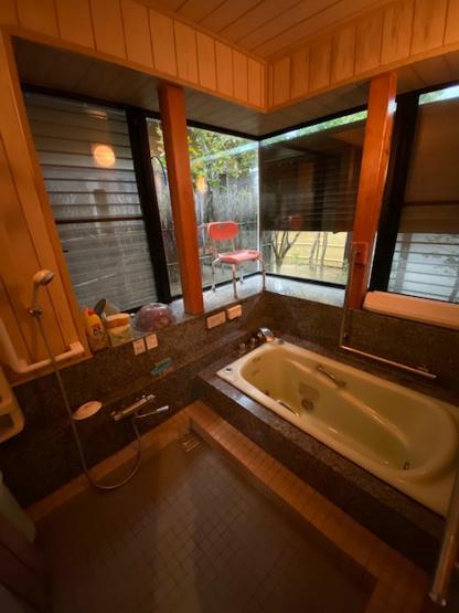 【浴室】百合が丘町中古一戸建