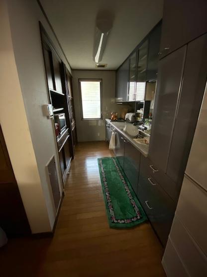 【キッチン】百合が丘町中古一戸建