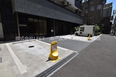 【駐車場】ノーブルコート堺筋本町
