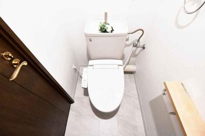 【トイレ】プラネスーペリア与力町