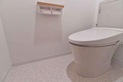 【トイレ】イトーピア扇町プレールメゾン